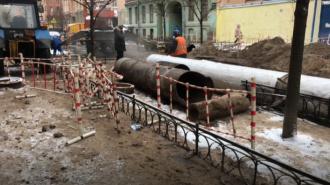 """""""Газпром энергохолдинг"""" снова обсудит со Смольным покупкуакций """"Теплосети"""""""