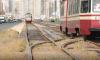 Трамваи временно прекратили движение по Херсонской улице из-за аварийных работ