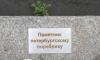 На набережной Фонтанки появился памятник поребрику