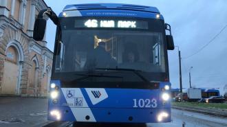 В Петербурге выбрали подрядчика для оформления троллейбусов и трамваев к Евро-2020