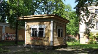 Жители Кронштадта просят восстановить беседку Попова