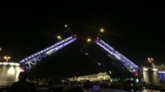 Мосты Петербурга не будут разводить в ночь на 2 и 10 мая