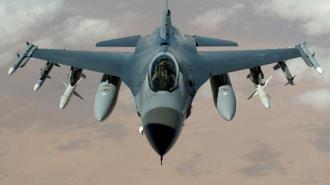 Истребители России и США столкнулись в небе над Идлибом