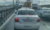 От Кронштадта в сторону Ломоносова закрыт тоннель