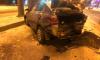 Пьяный водитель устроил аварию на проспекте Космонавтов