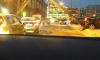 На набережной Адмирала Лазарева легковушка столкнулась с авобусом