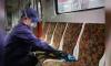 Петербургское метро дезинфицируют растворами усиленной концентрации