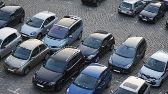 Чиновники пойдут искать незаконную парковку в Полежаевском парке в Петербурге