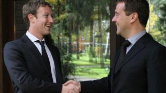 Facebook собирается открыть офис в России