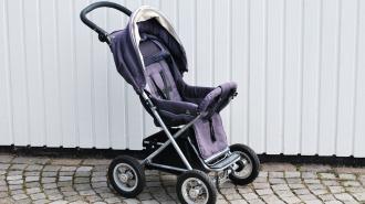 Липовая мамочка с коляской пошла под суд за кражи в торговом центре