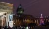 Рождественские богослужения в Петербурге посетили более 200 тысяч человек