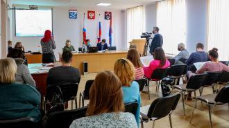 В Выборге обсудили с предпринимателями пешеходную зону на Крепостной