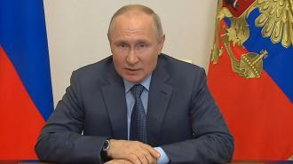 Путин поручил внедрить единый подход к обеспечению безопасности учебных заведений