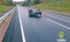 """Мотоциклист попал в смертельную аварию на трассе """"Сортавала"""""""