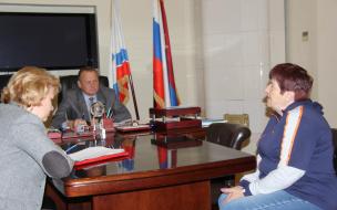 Геннадий Орлов провел прием граждан по личным вопросам