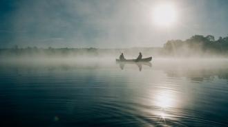 Эксперты выбрали лучшие озера для рыбалки в Ленобласти