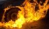 СМИ: около сгоревших BMW на Рублевке найдена канистра с бензином
