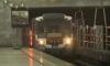 Движение поездов на синей ветке петербургского метро восстановлено