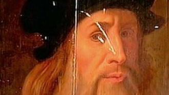 Ученые пытаются спасти исчезающий рисунок Леонардо Да Винчи
