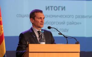 Первый зампредседателя правительства Ленобласти дал оценку Выборгскому району