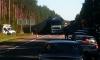 Крупная дорожная авария полностью заблокировала трассу Вологда – Новая Ладога