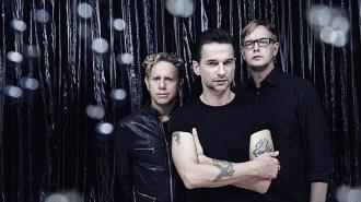 Depeche Mode выступят в Петербурге