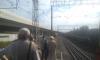 """На """"Ржевке"""" сломался поезд и заблокировал электрички"""
