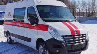 Больницы Ленобласти получат 39 новых автомобилей скорой помощи