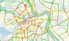 Юридический форум стал причиной транспортного коллапса в центре Петербурга