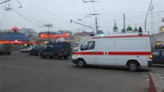 В страшном ДТП на КАД с бетоновозом, иномаркой и грузовиком погиб человек