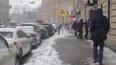 Ночью три улицы Петербурга очистят от снега