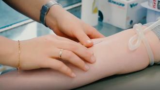 Станция переливания крови в Петербурге имеет необходимый фонд антиковидной плазмы