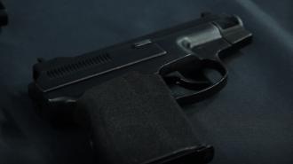 Арсенал оружия нашли в гараже на Петергофском шоссе