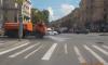 Петербург за семь дней очистили от 5 тысяч тонн мусора и смёта