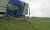 В столкновении с грузовиком погиб водитель легковушки