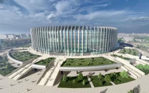 """""""Этот проект очень важен для Петербурга в плане его реализации"""": чиновники и архитекторы обсудили облик нового СКК"""