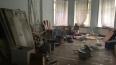 Мигрантов выселили из исторического здания на Моховой ...