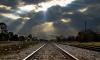 В Ленобласти похитили лестницу железнодорожного моста