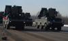 В центре Петербурга проедет колонна военной техники