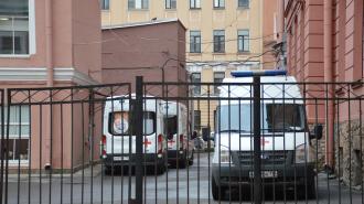 Мужчина умер в массажном салоне на Рузовской улице