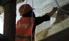 """Фотофакт: в Монрепо спасают усадебную """"потолочную живопись"""""""