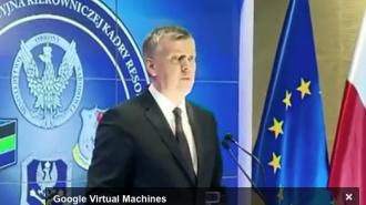 Министр обороны Польши на совещании с президентом перепутал лампочку с микрофоном