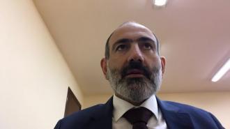 Пашинян после отставки останется и.о. премьера до проведения парламентских выборов