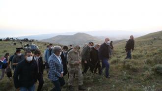 В Турции 7 человек погибли при крушении самолёта-разведчика