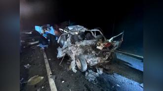 Три человека стали жертвами в ДТП под Череповцом