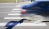 ДТП: две автокатастрофы на тюменском пешеходном переходе