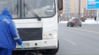 На улице Белы Куна маршрутка сбила пенсионерку