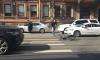 На Добролюбова водитель автомобиля напал на велосипедиста