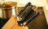 В Тихвине пьяная жена напала на супруга с ножом