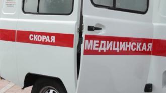 В квартире на Союзном проспекте пьяный мужчина ударил себя ножом в грудь